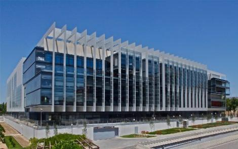 Imtech campus repsol madrid for Repsol oficinas