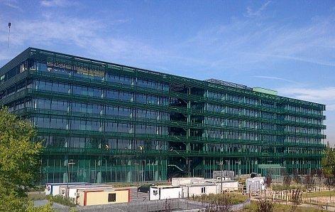 Imtech edificio de oficinas en avda de am rica 115 for Edificios oficinas madrid