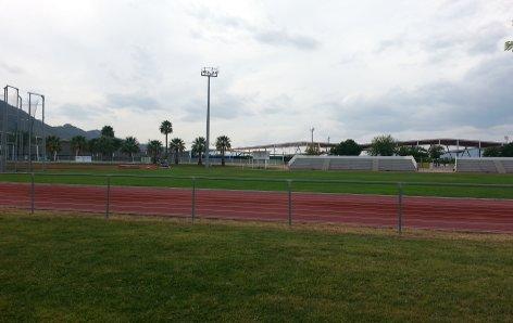 Imtech ciudad deportiva en xativa valencia for Gimnasio xativa