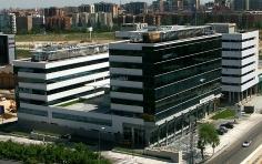 Imtech categor as proyectos edificios de oficinas for Oficinas mapfre bilbao